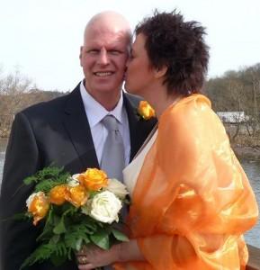 Herr och fru Noordh -puss!