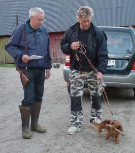 Domaren Einar,Bill o Sessan!
