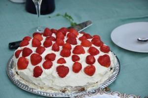 Mumsiga tårtan!