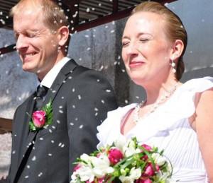 Brudparet - Jonas o Ann-Sofie.
