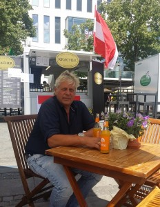 Det var varmt i Kiel!