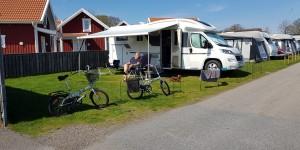 Bästa platsen på hela campingen!