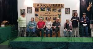 Bästa monterbyggarna finns hos Västsvenska Taxklubben!