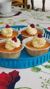 Så himla goda cupcakes! Hemlagade förstås!