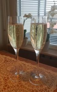 Fram med champagnen!!!